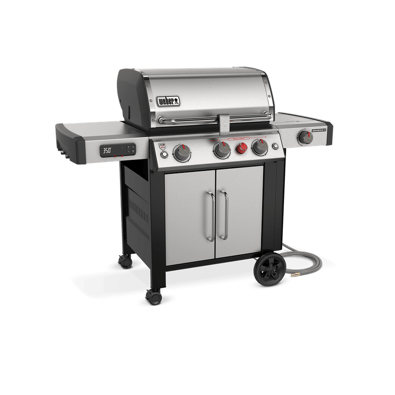 Genesis II SX-335 Smart Grill (Natural Gas) image number 2