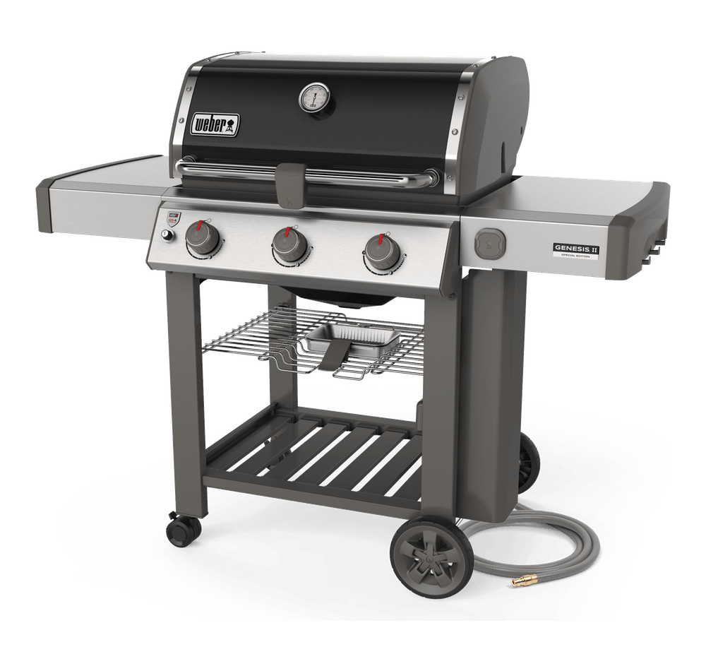 Genesis® II SE-310 Gas Grill (Natural Gas) View