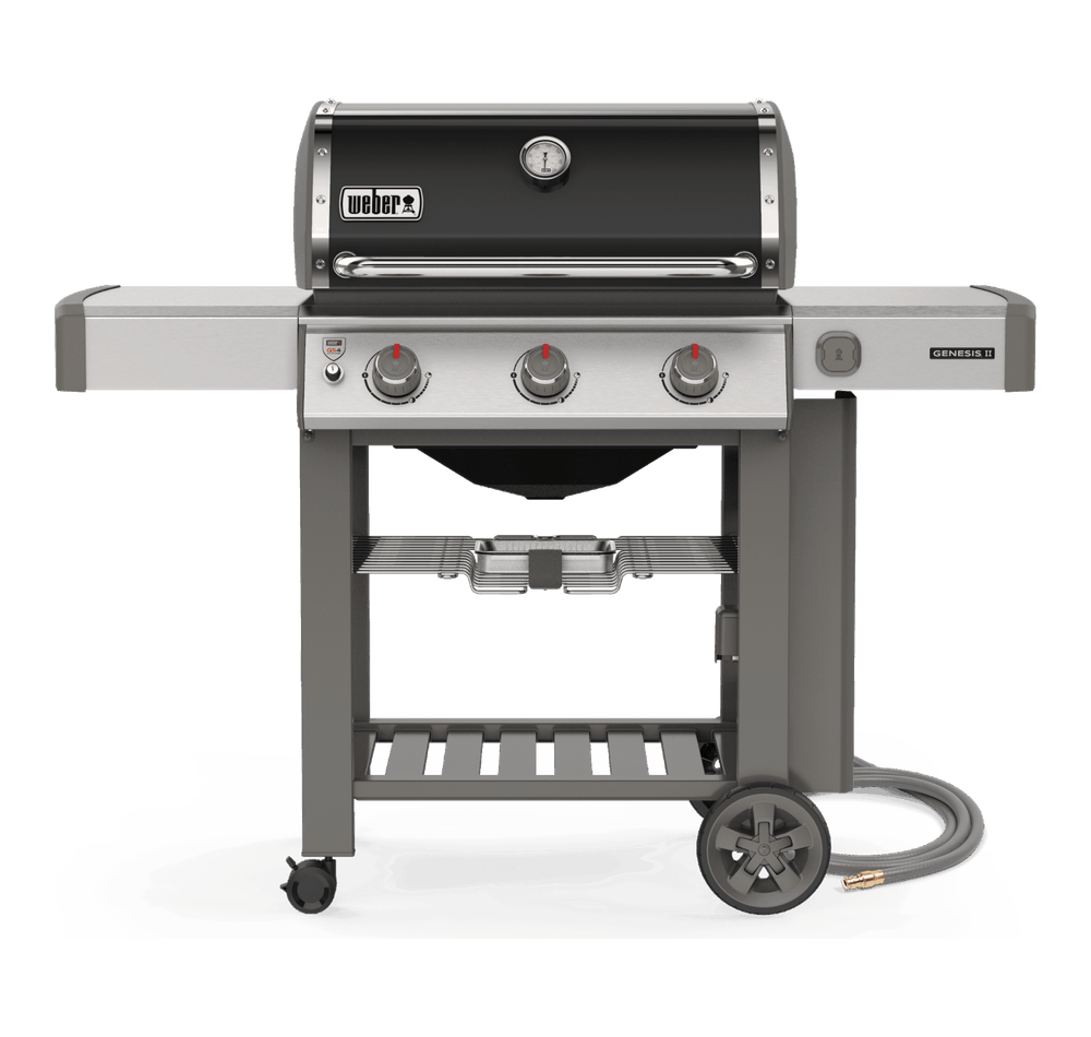 Genesis® II E-310 Gas Barbecue (Natural Gas) View