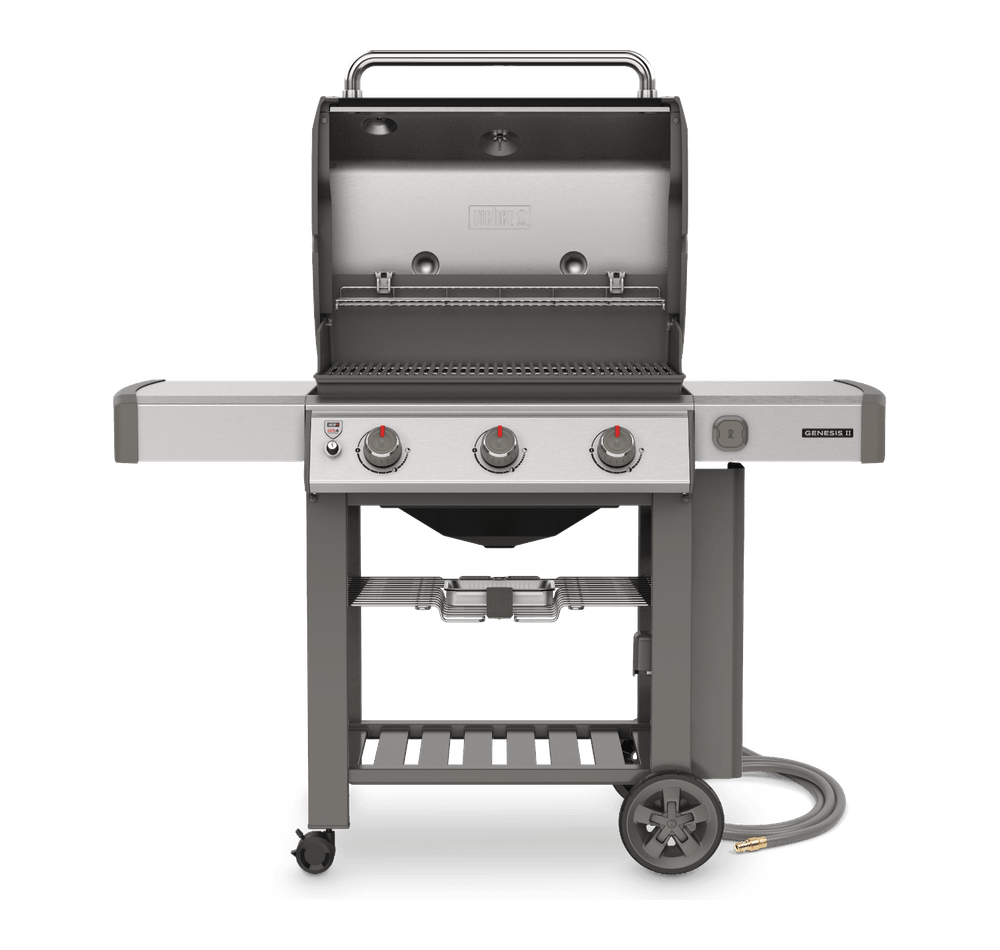 Genesis® II CE-310 Gas Grill (Natural Gas) View