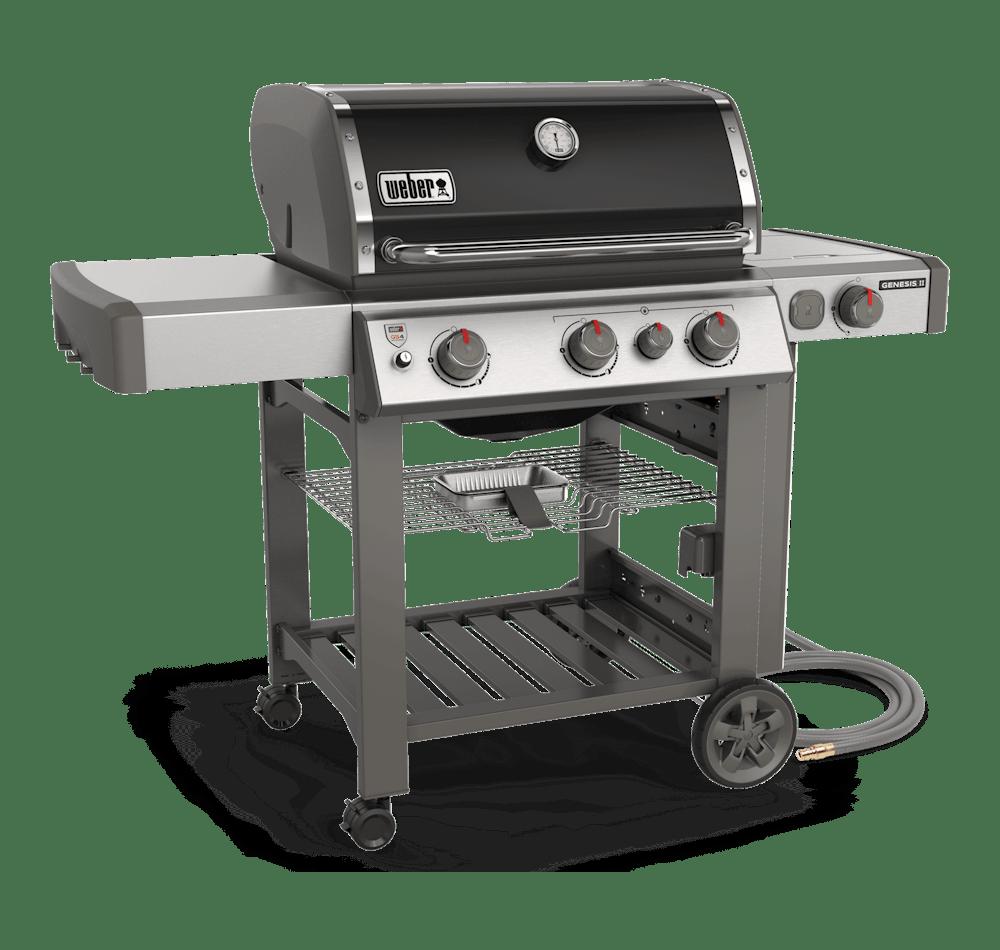 Barbecue au gaz GenesisᴹᴰIIE-330 (gaz naturel) View