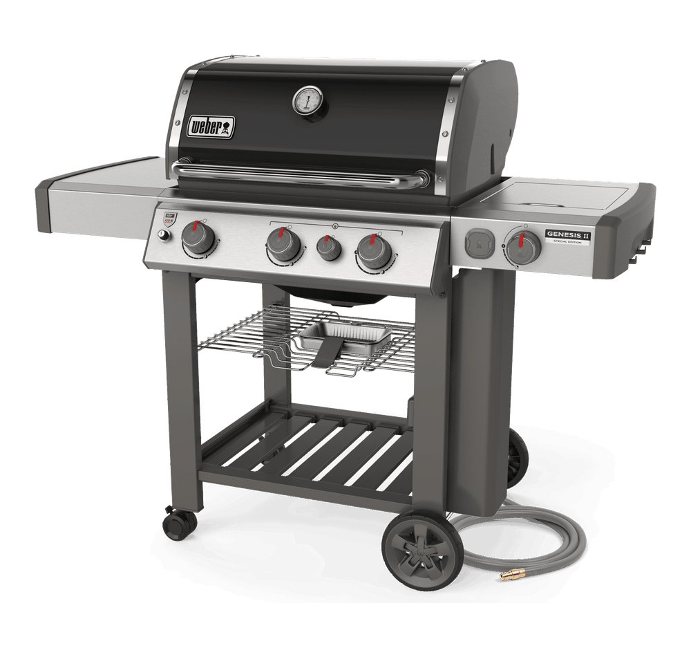 Genesis® II CE-330 Gas Grill (Natural Gas) View