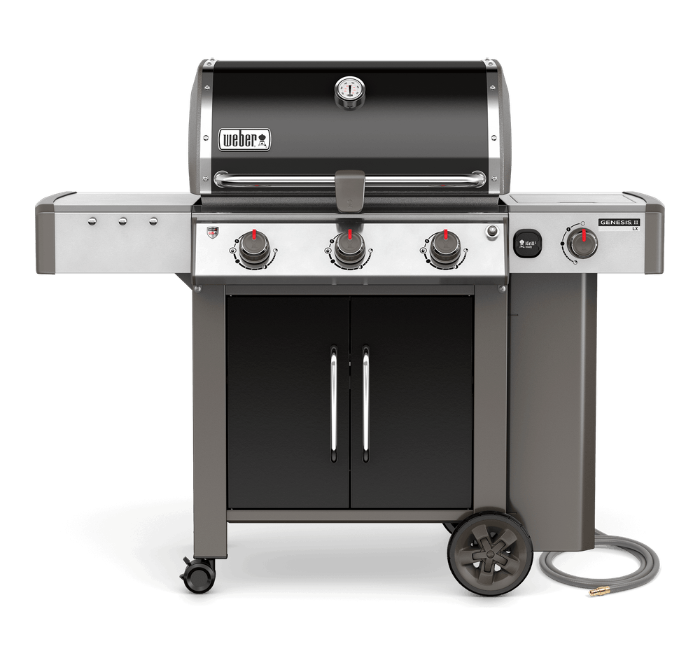 Genesis® II LX E-340 Gas Barbecue (Natural Gas) View
