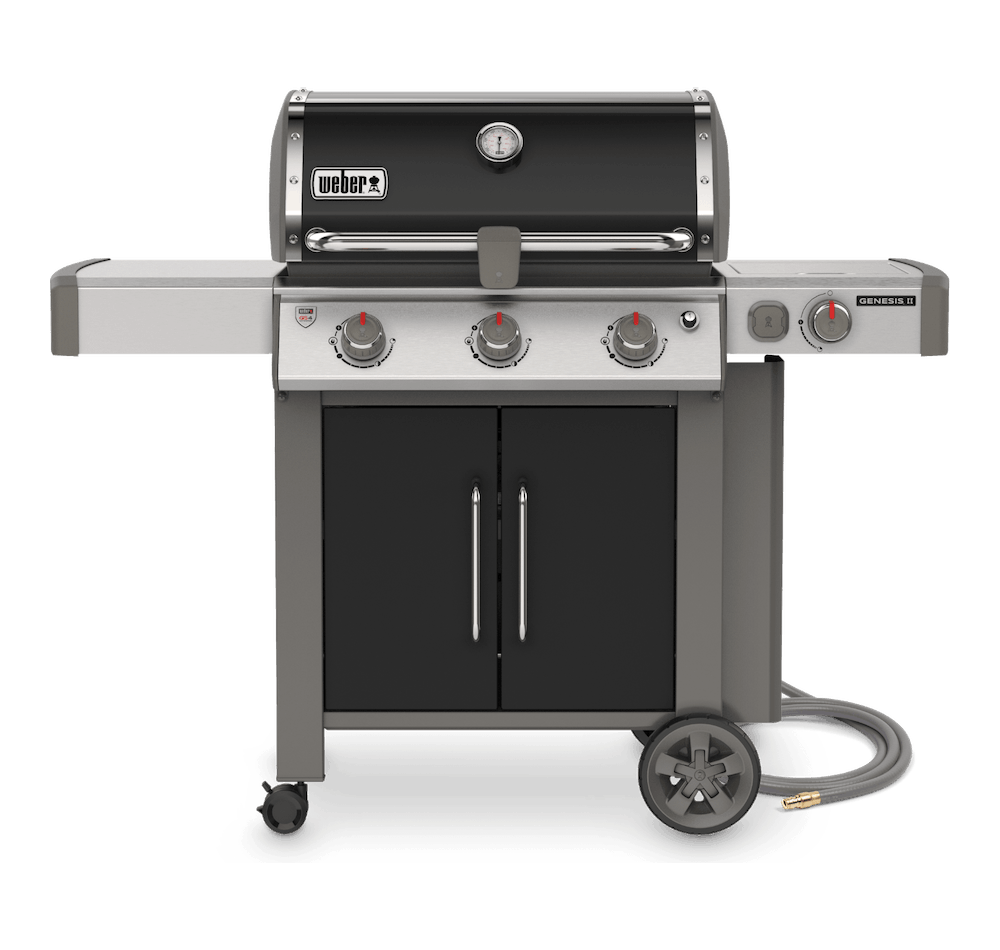 Genesis® II E-355 Gas Barbecue (Natural Gas) View