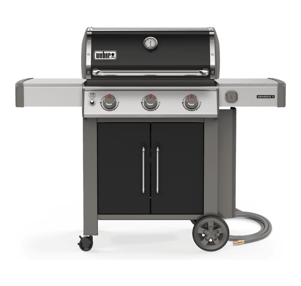 Genesis® II E-315 Gas Barbecue (Natural Gas) View