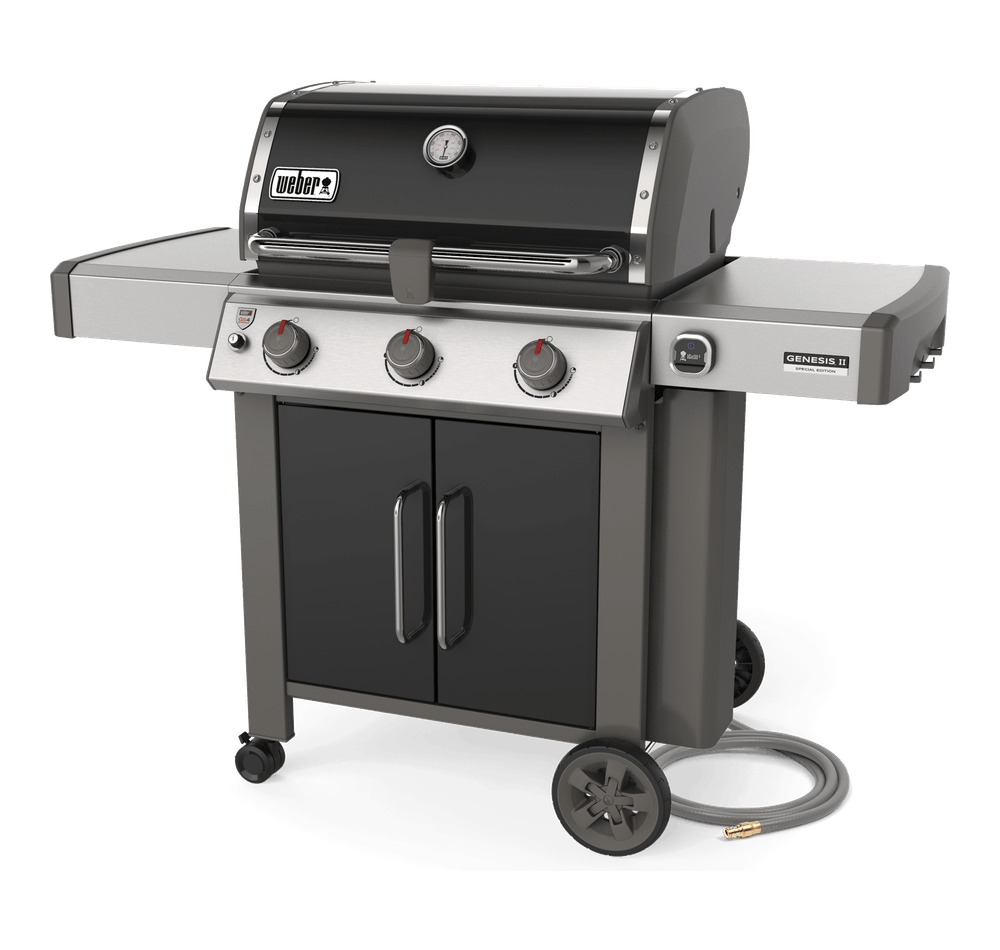 Barbecue au gaz Genesisᴹᴰ II CSE-315 (gaz naturel) View