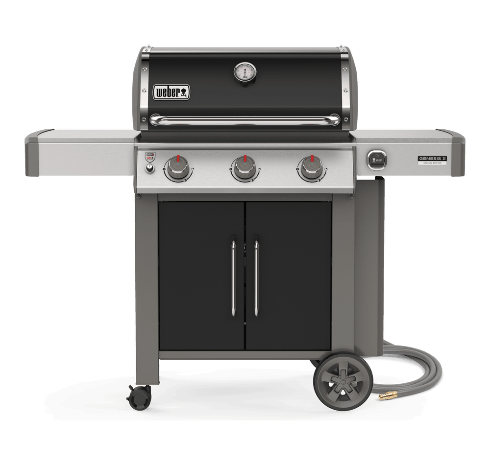 Barbecue au gaz GenesisᴹᴰIICSE-315 (gaz naturel) View
