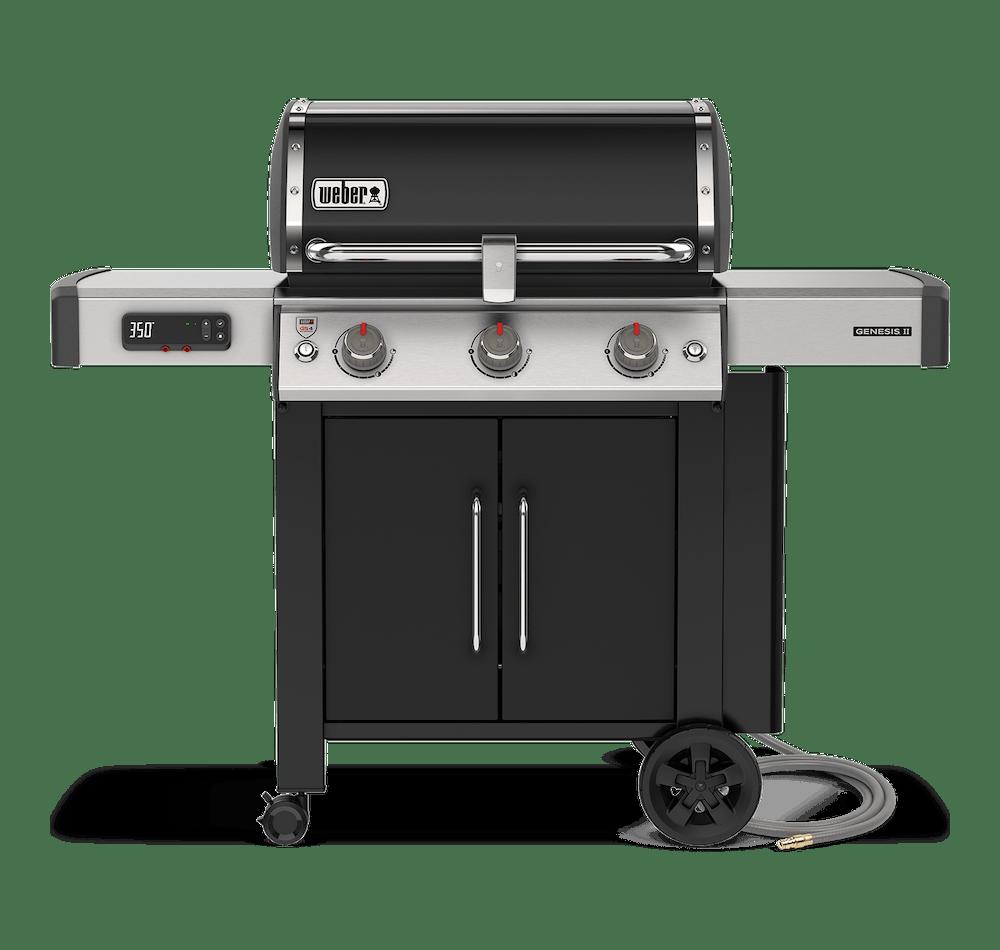 Barbecue connecté GenesisIIEX-315 (gaz naturel) View