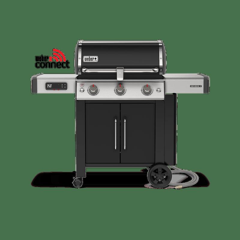 Genesis II EX-315 Smart Grill (Natural Gas) image number 0