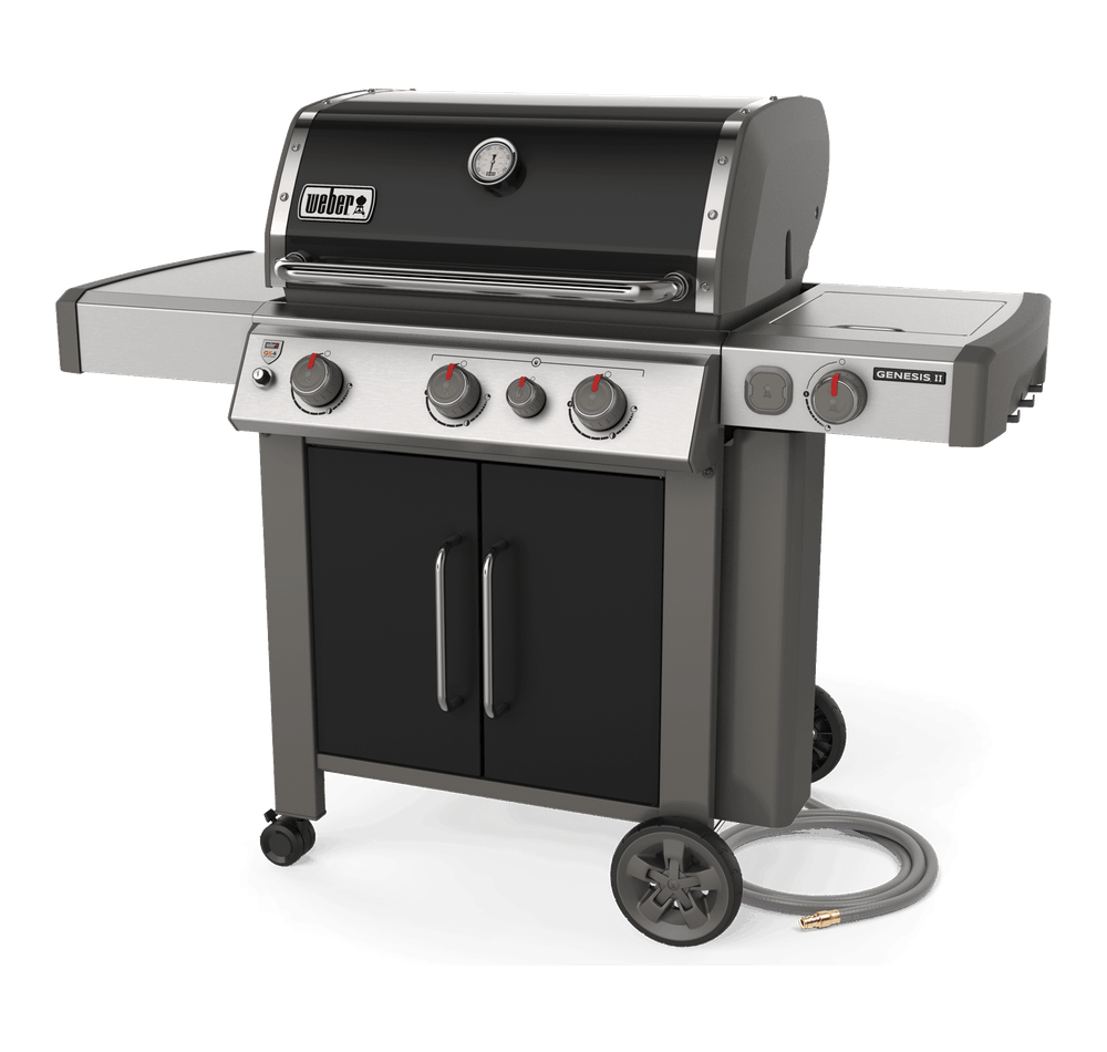 Genesis® II E-335 Gas Grill (Natural Gas) View
