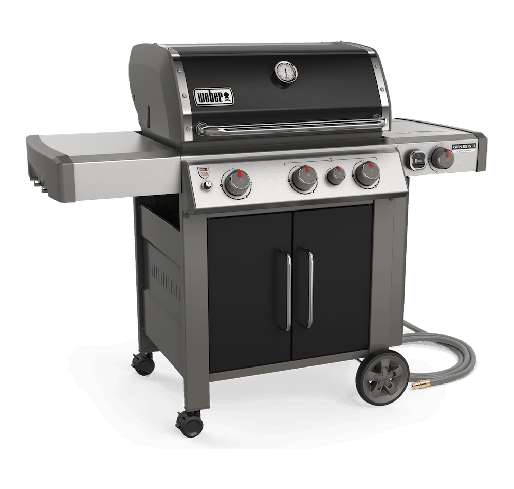 Genesis® II CSE-335 Gas Grill (Natural Gas) View