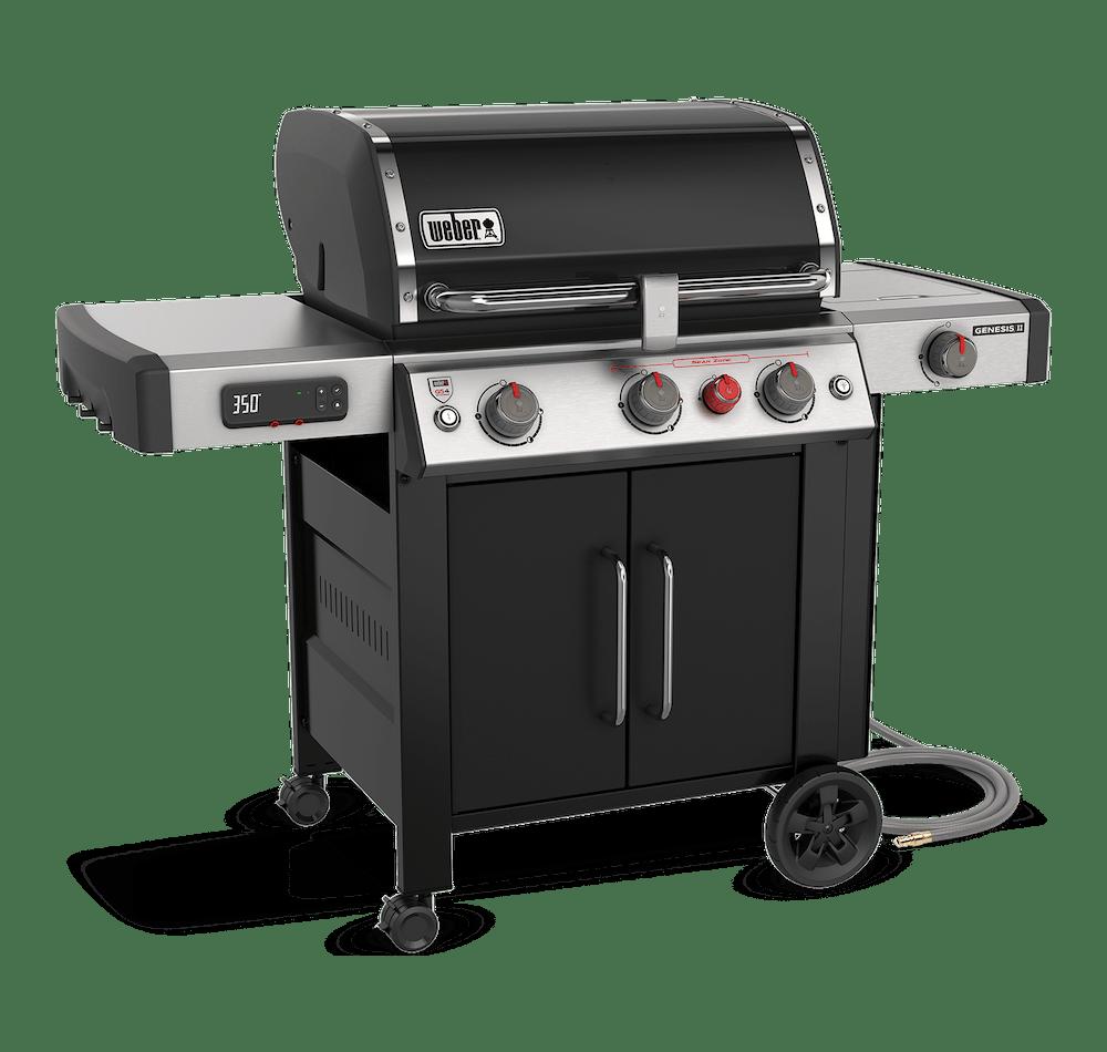 Barbecue connecté GenesisIIEX-335 (gaz naturel) View