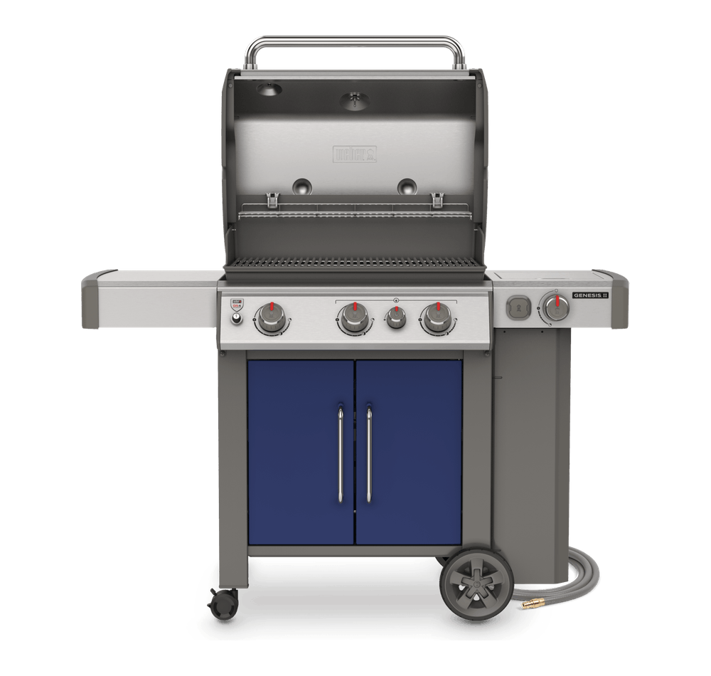 Barbecue au gaz Genesisᴹᴰ II E-335 (gaz naturel) View