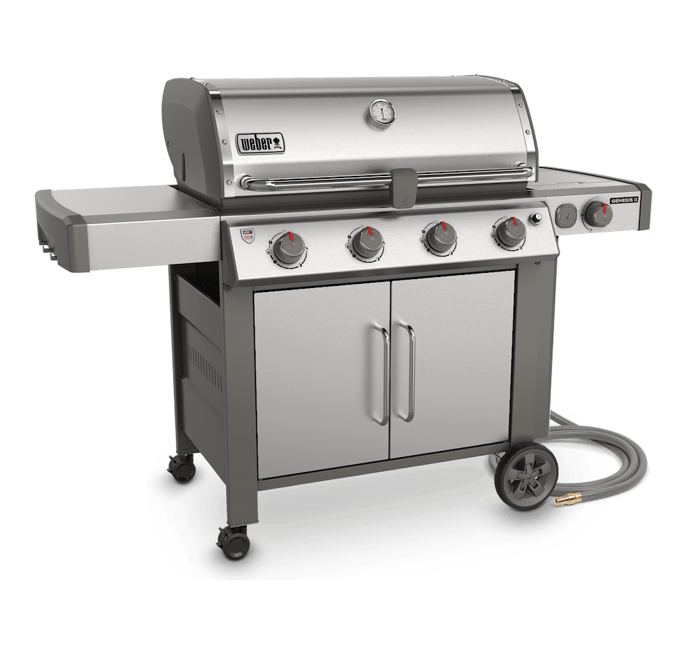 Genesis® II S-415 Gas Barbecue (Natural Gas) View