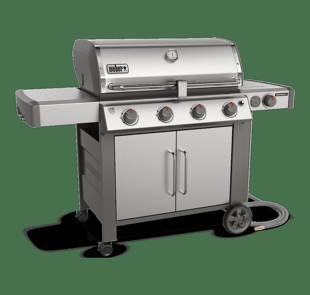 Genesis® II S-455 Premium Gas Barbecue (Natural Gas) View