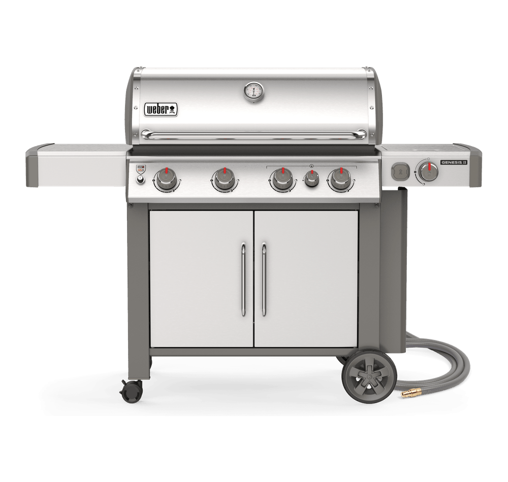 Genesis® II S-435 Gas Grill (Natural Gas) View