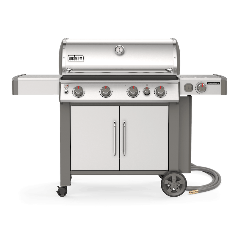 Genesis® II S-435 Gas Grill (Natural Gas) image number 0