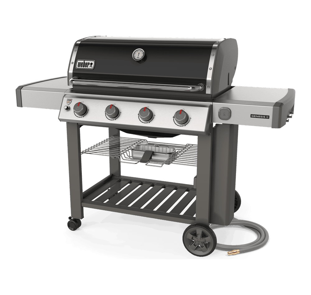 Barbecue au gaz Genesisᴹᴰ II E-410 (gaz naturel) View