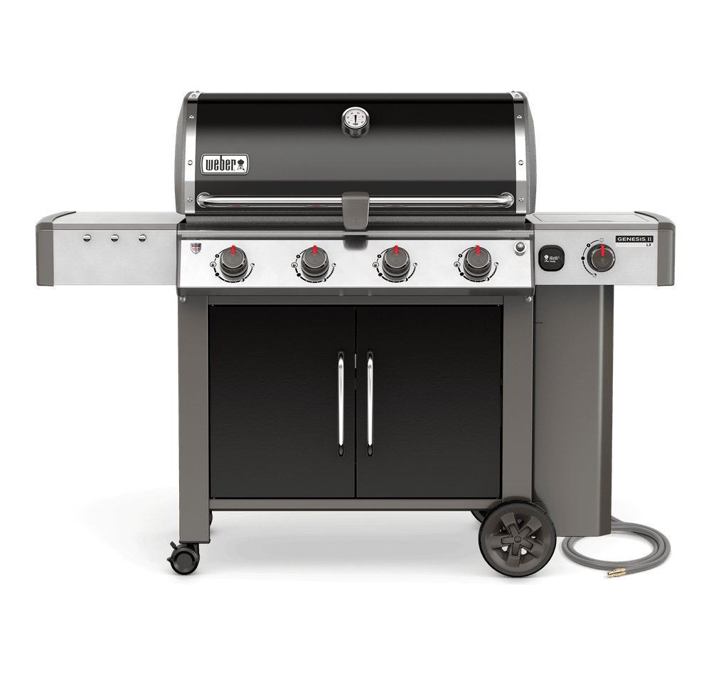 Genesis® II LX E-440 Gas Barbecue (Natural Gas) View