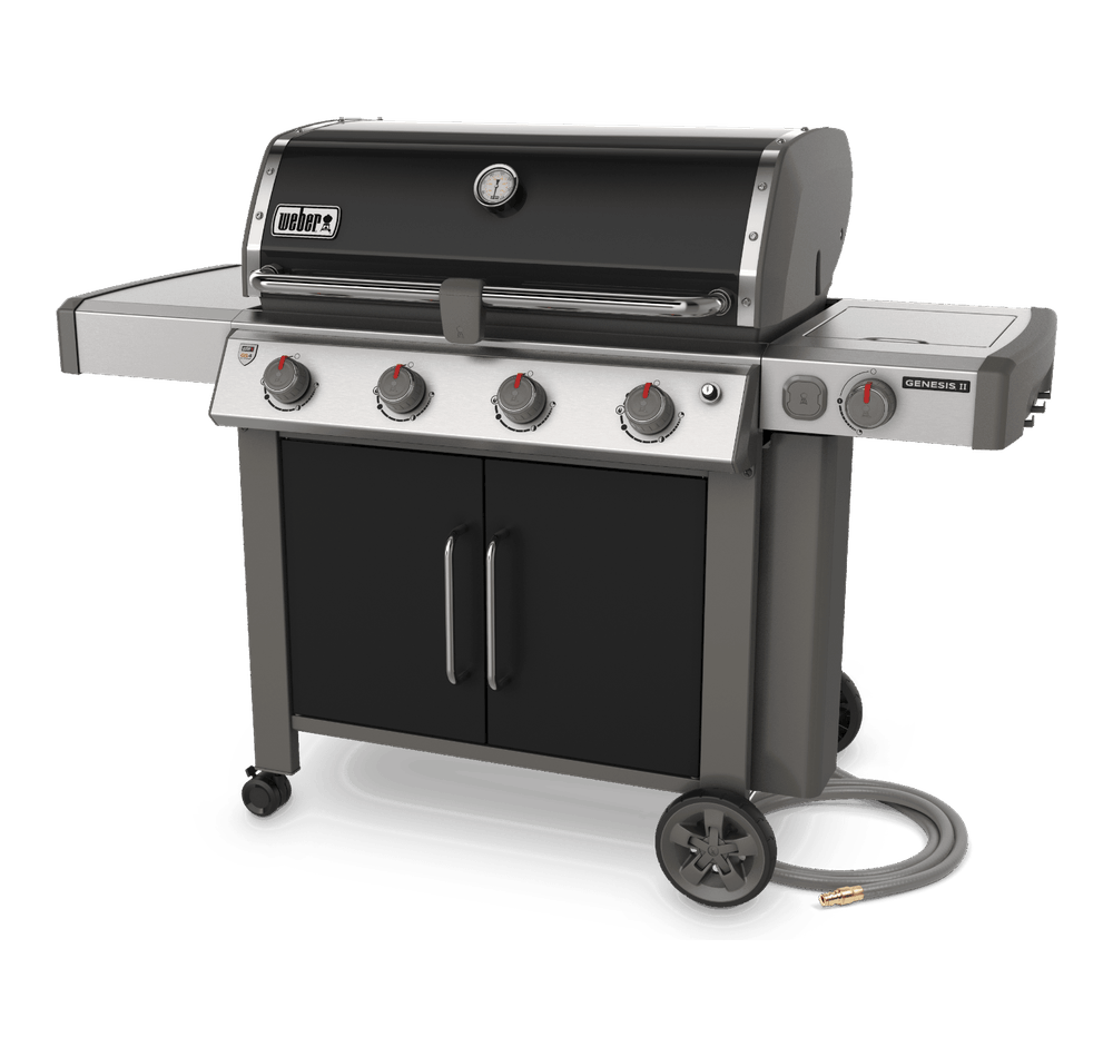 Genesis® II E-455 Premium Gas Barbecue (Natural Gas) View