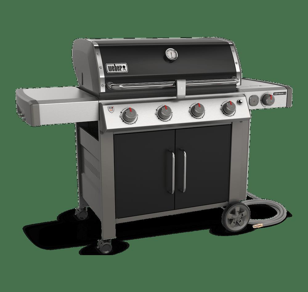 Genesis® II E-455 Premium Gas Barbecue (Natural Gas) View