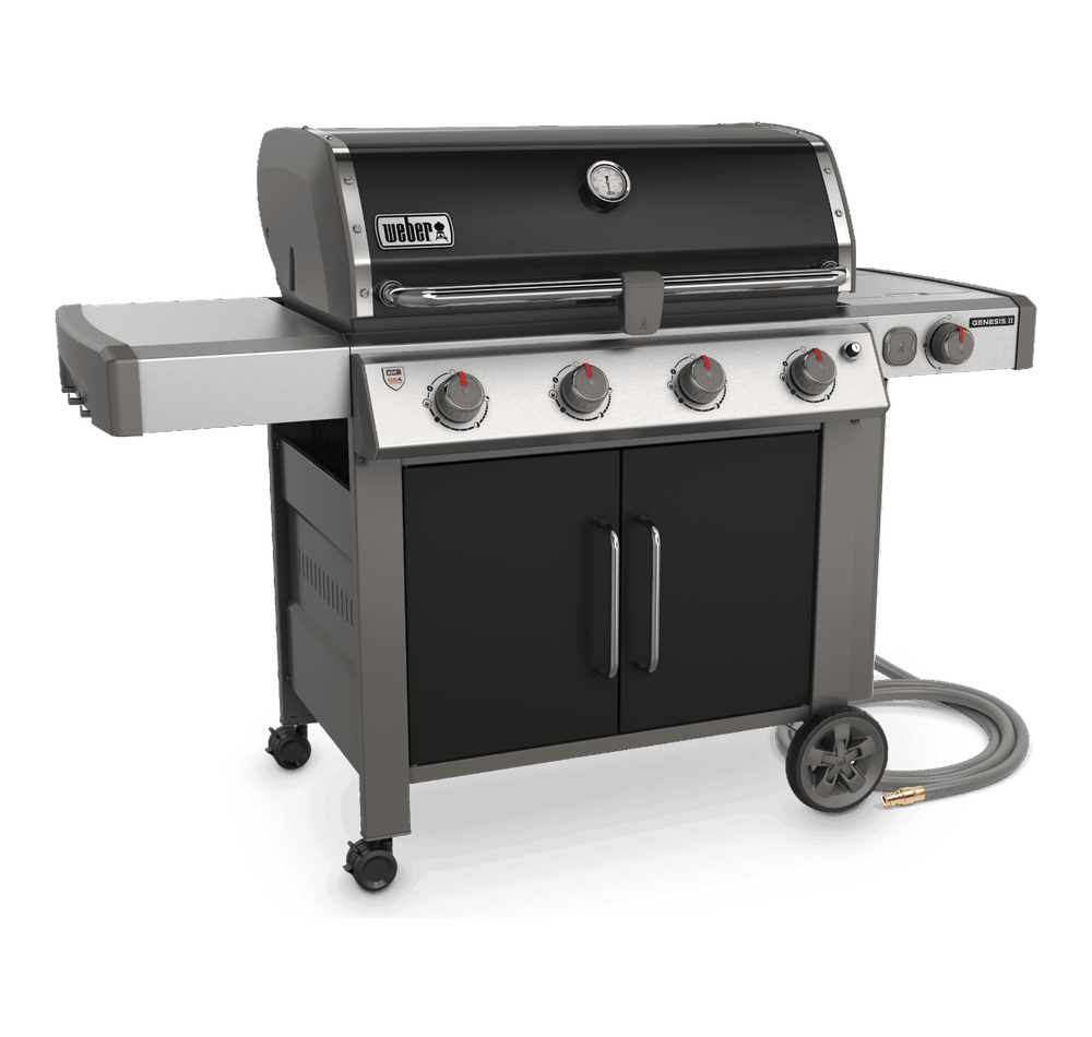 Genesis® II E-455 Gas Barbecue (Natural Gas) View