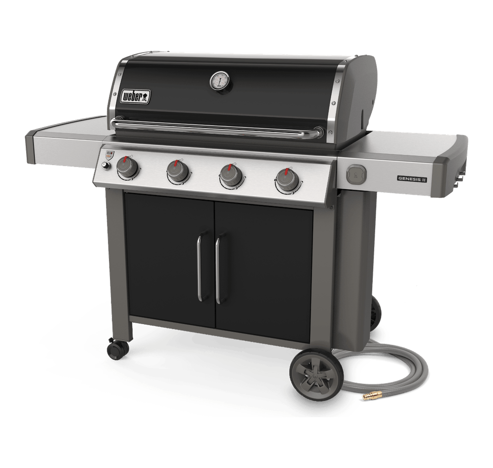 Genesis® II E-415 Gas Barbecue (Natural Gas) View