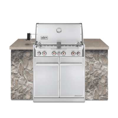 Summit® S-460 Built-In Gas Grill