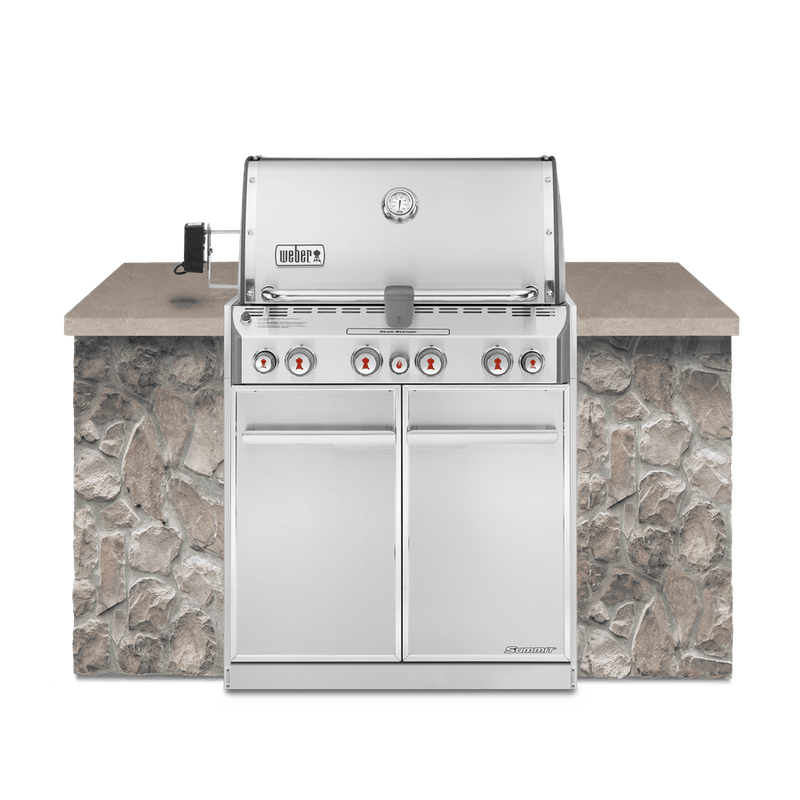 Summit® S-460 Built-In Gas Grill image number 0