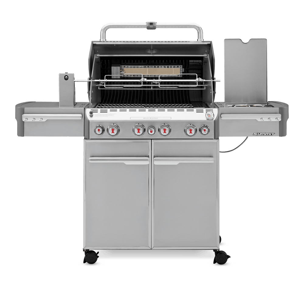 Asador de gas Summit® S-470 View