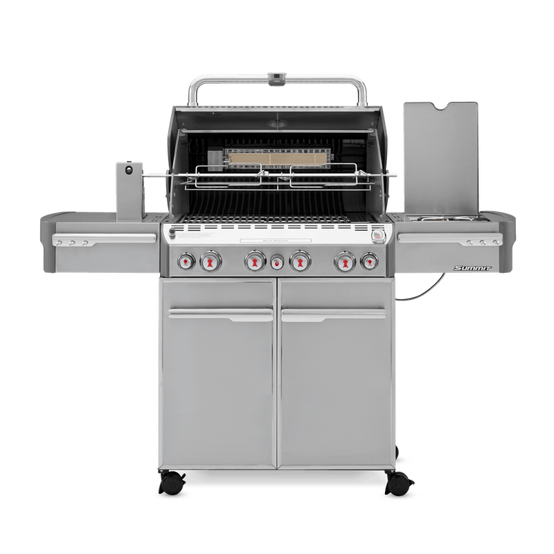 Summit® S-470 Gas Grill image number 3