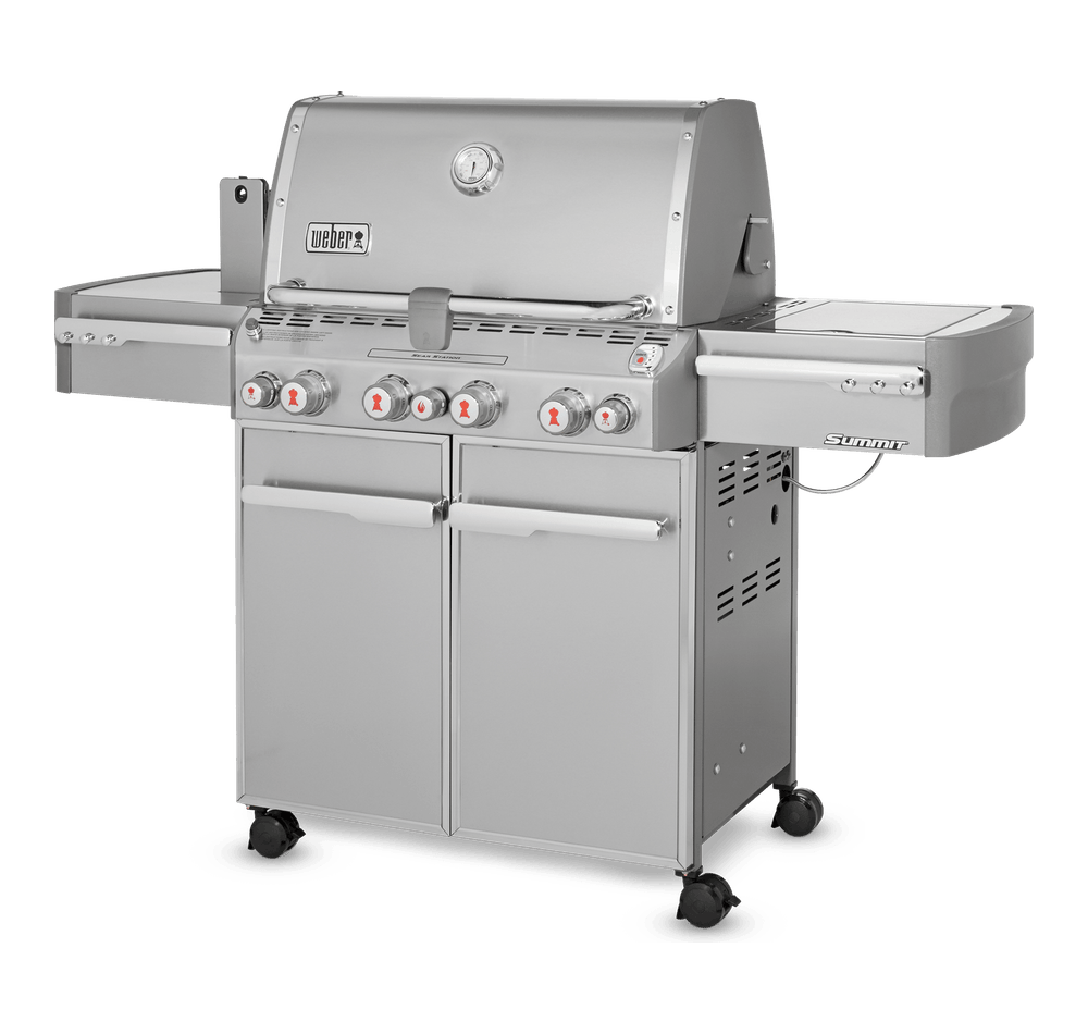 Parrilla a gas Summit® S-470 View