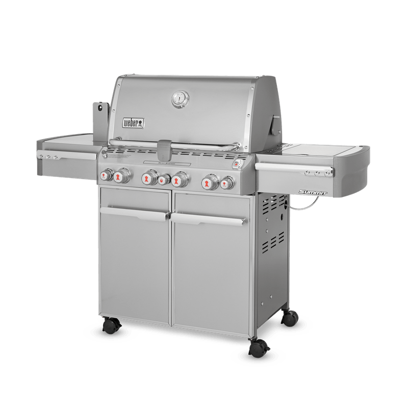 Summit® S-470 Gas Grill image number 1