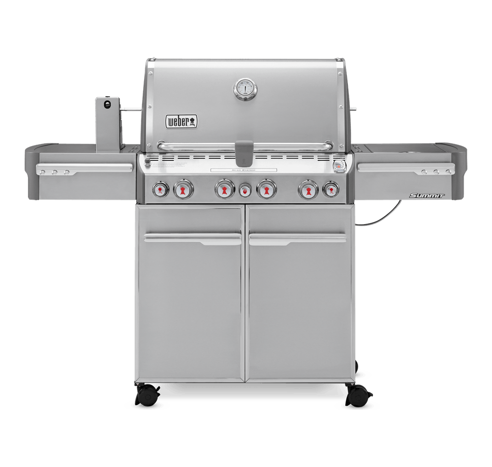 Summit® S-470 Gas Grill | Summit® Series | Gas Barbecues