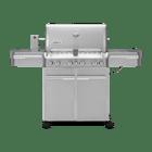 Barbecue au gaz Summitᴹᴰ S-470 image number 0