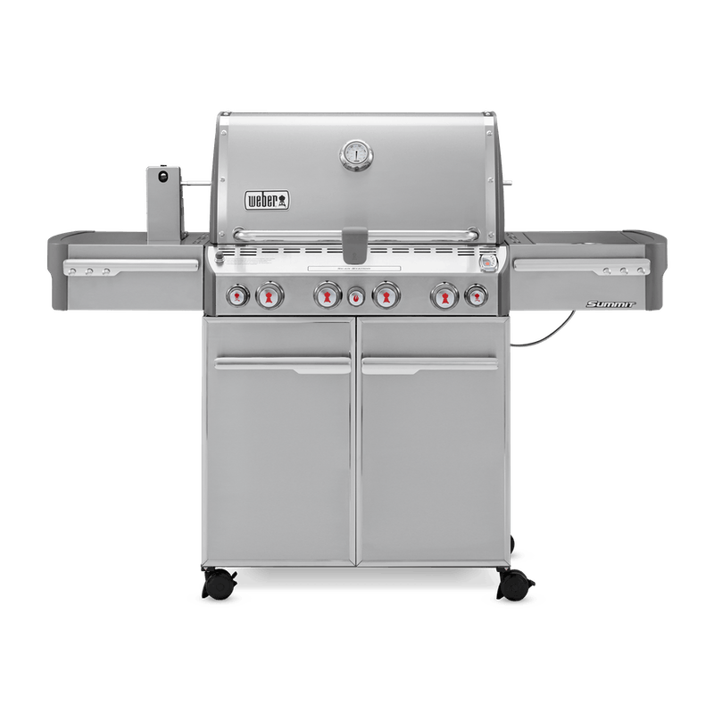 Summit® S-470 Gas Grill image number 0