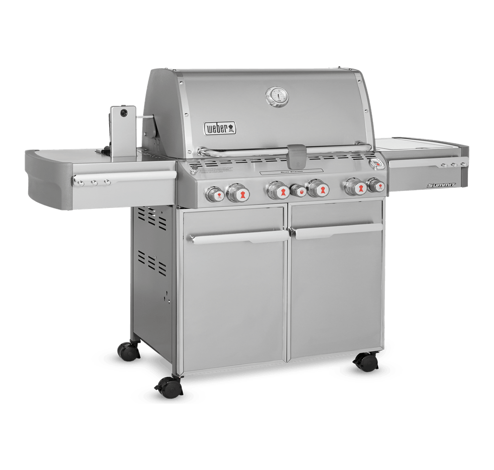 Summit® S-470 Gas Grill View