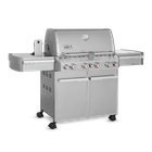 Summit® S-470 Gas Grill image number 2