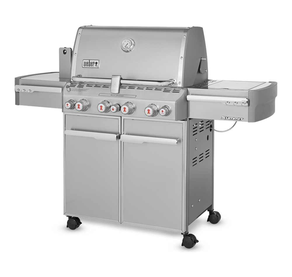 Summit® S-470 Gas Barbecue View