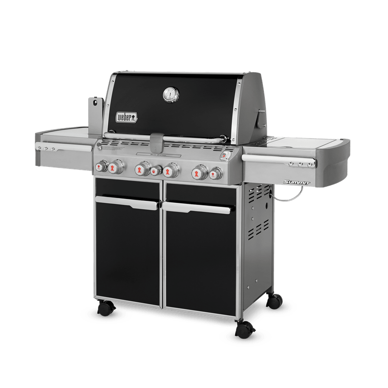 Summit® E-470 Gas Grill image number 1