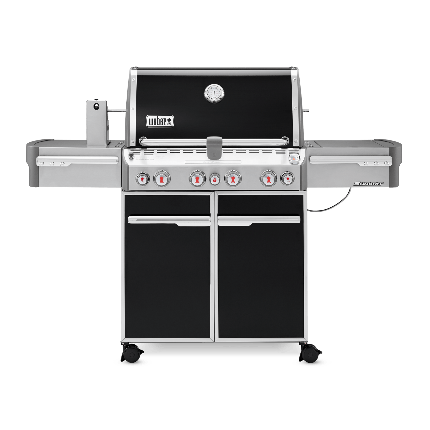 Weber Summit Smoker Replacement Kit Includes Grate And Single Flavor Bar