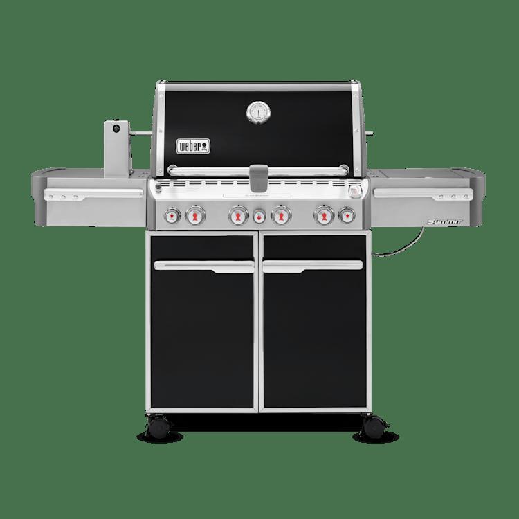 weber summit e 470 gas grill weber grills. Black Bedroom Furniture Sets. Home Design Ideas