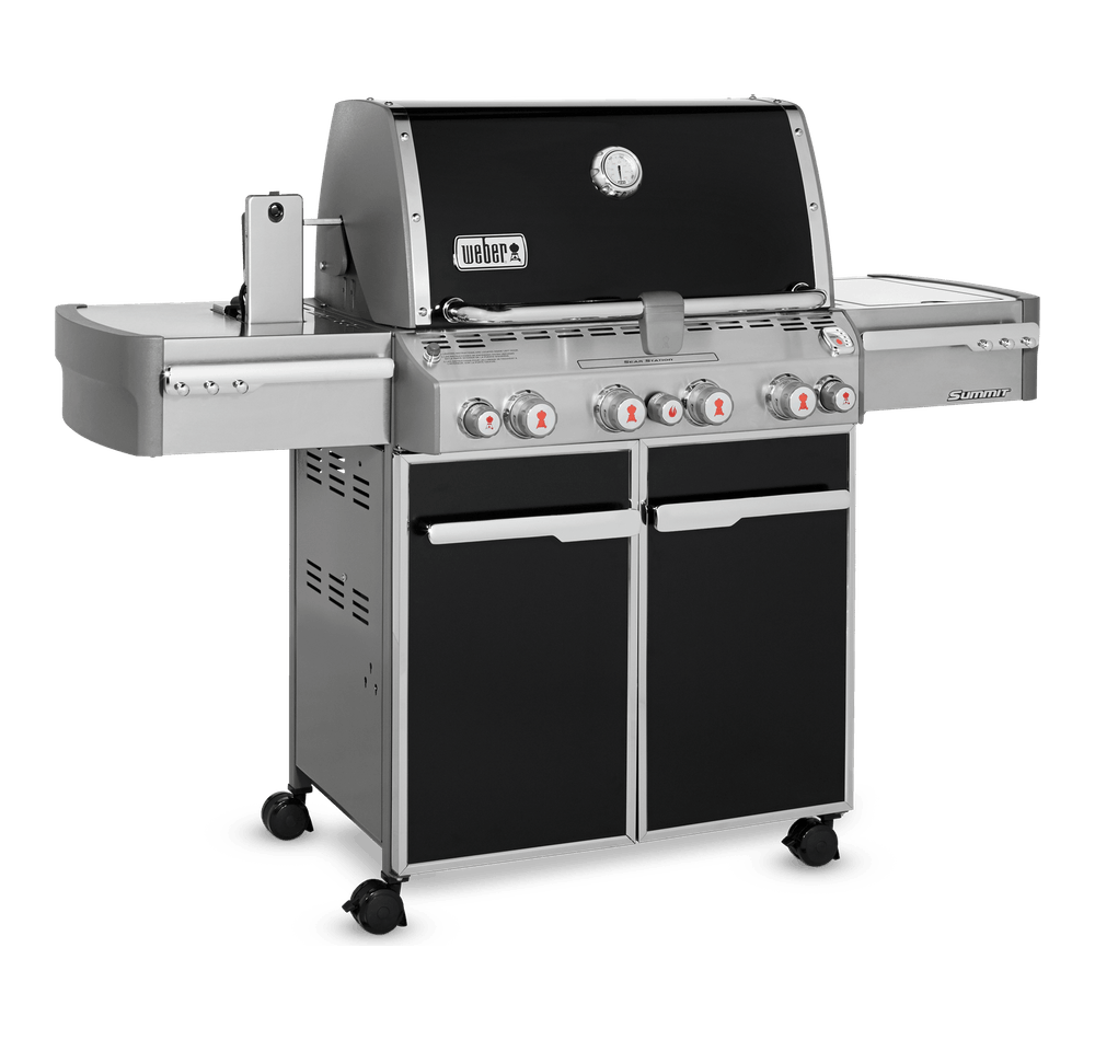 Summit® E-470 Gas Grill View