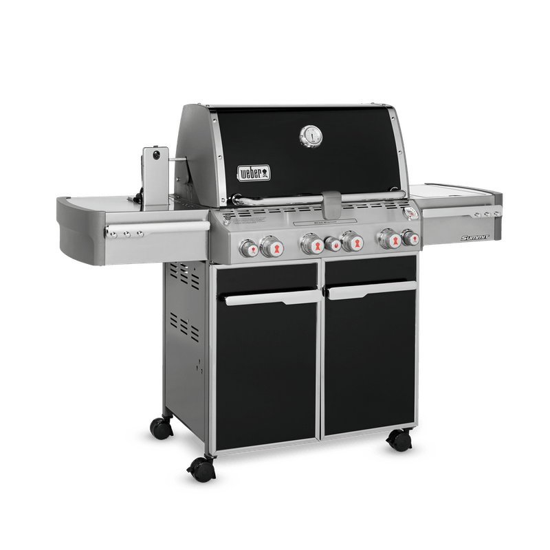 Summit® E-470 Gas Grill image number 2