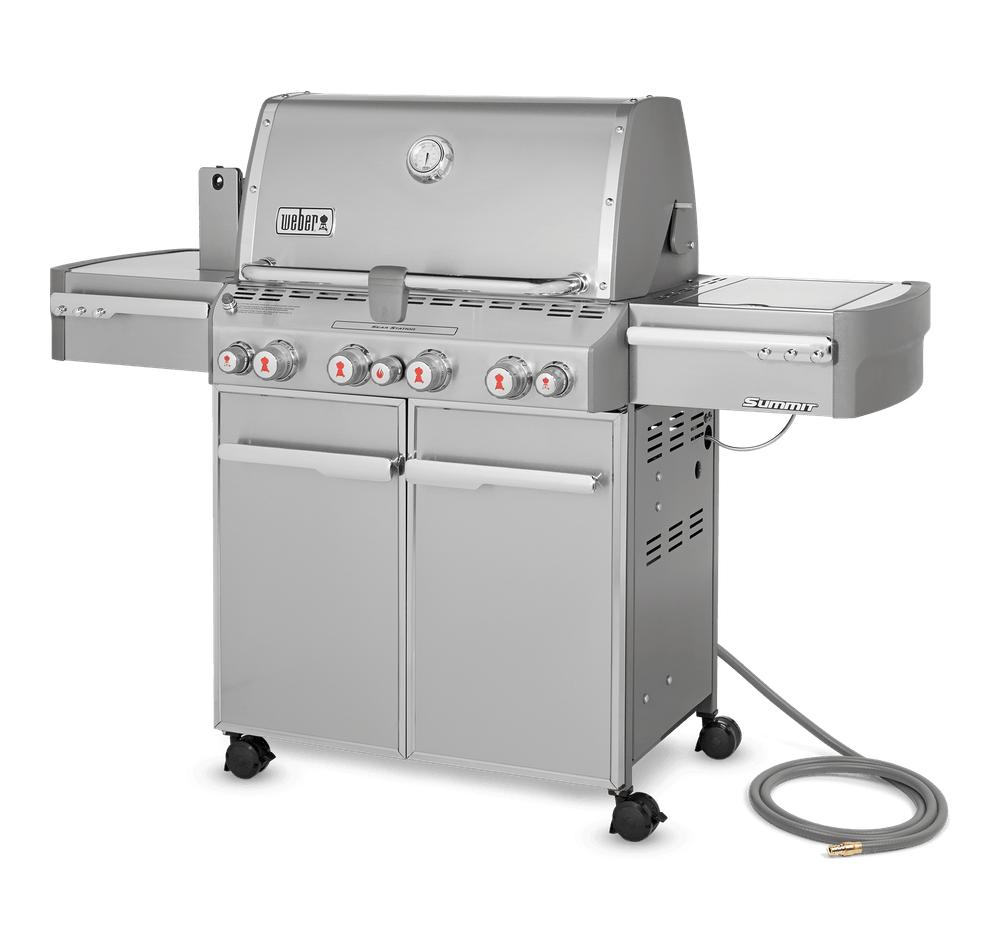 Summit® S-470 Gas Grill (Natural Gas) View