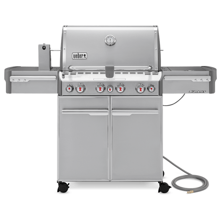 Weber Summit S-470 | Natural Gas Grill | Weber Grills