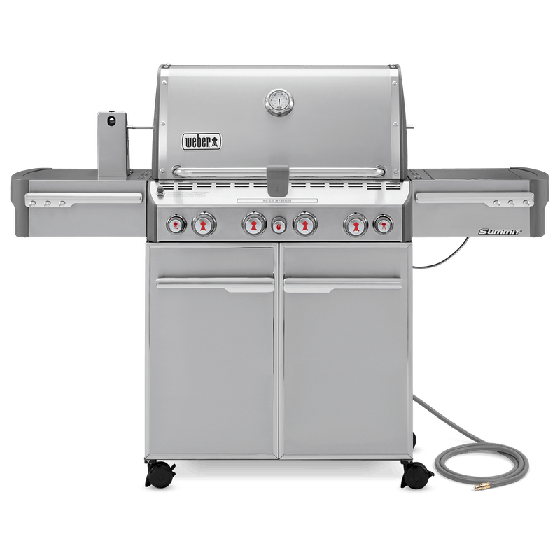 Summit® S-470 Gas Grill (Natural Gas) image number 0