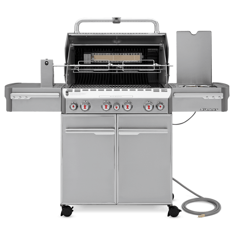 Summit® S-470 Gas Grill (Natural Gas) image number 3