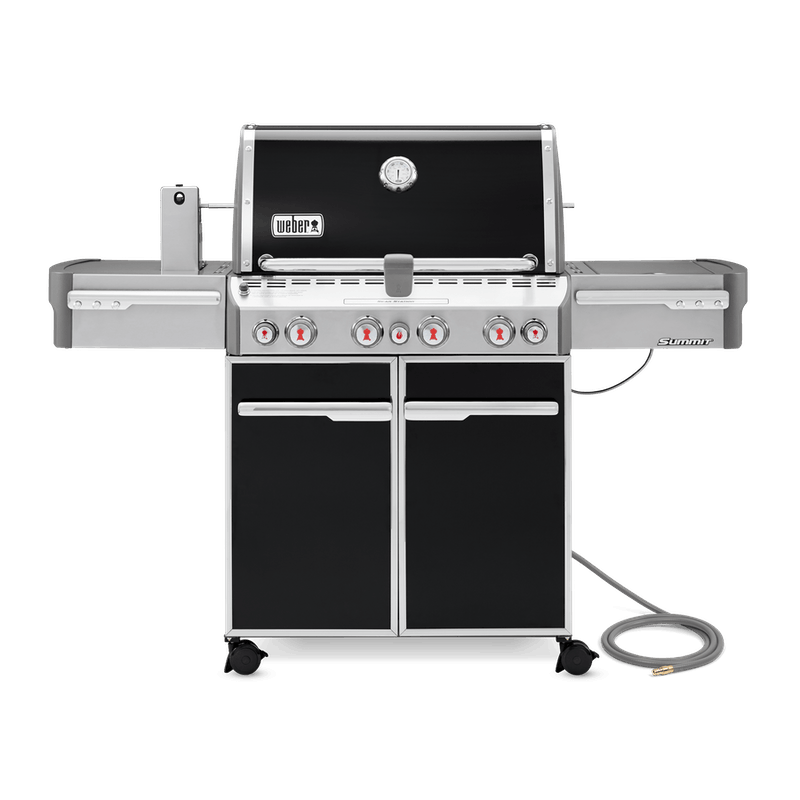 Summit® E-470 Gas Grill (Natural Gas) image number 0
