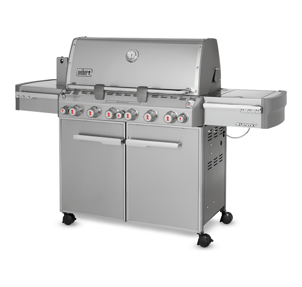 Summit® S-670 Gas Grill image 3